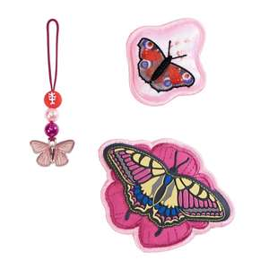 Magic Mags Natural Butterfly
