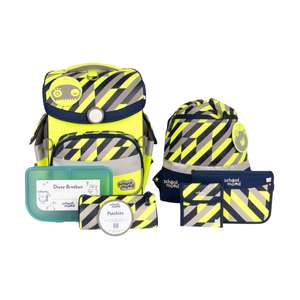 TIMELESS Air Yannick Neon Yellow 7-tlg.