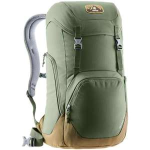 Walker 24 Laptoprucksack khaki lion