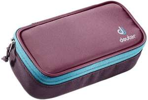 Pencil case maron aubergine