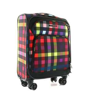 Rainbow Cabin 55 multicolor check
