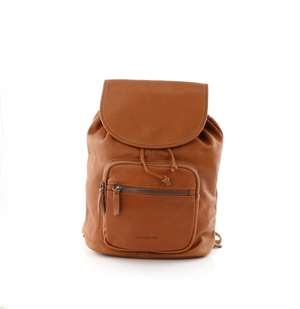 Zig Bag Back Dark Honey