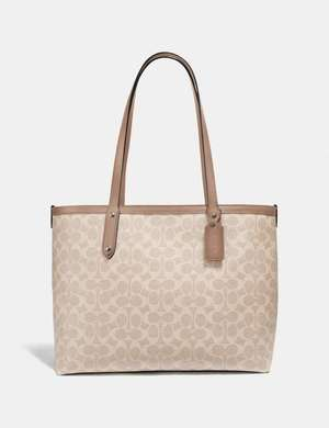 Central Tote sand taupe