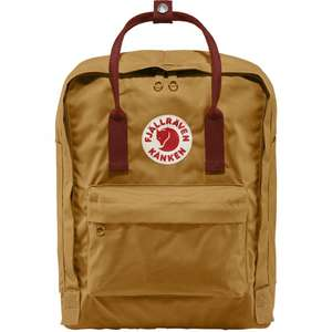 Kanken Acorn/Ox Red
