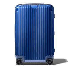 ESSENTIAL Check-In M blue gloss