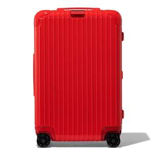 ESSENTIAL Check-In M red gloss