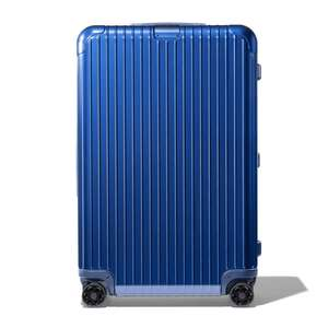 ESSENTIAL Check-In L blue gloss
