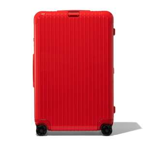 ESSENTIAL Check-In L red gloss