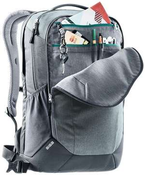 Giga Laptoprucksack graphite black