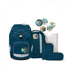 Pack Eco Hero Edition Schulrucksack-Set 6tlg. RobotBär