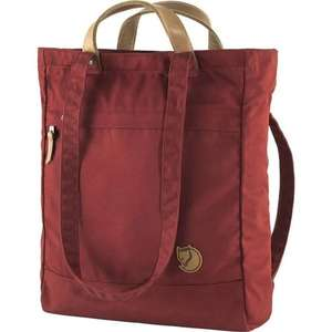 Totepack No. 1 deep red