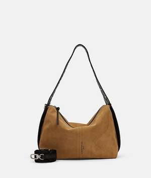 Turlington Hobo M Light Tan