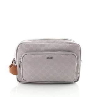 Molly Kulturtasche cornflower light grey