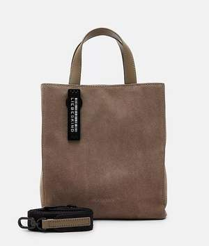 Paper Bag Tote S light cement