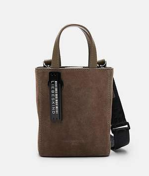 Paper Bag Tote XS light cement