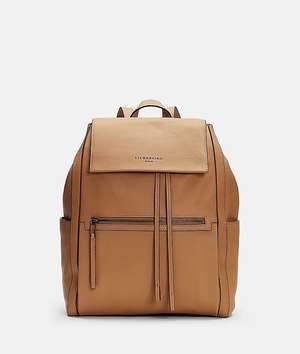 Georgia Backpack L Light Tan