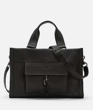 Georgia Satchel L Black