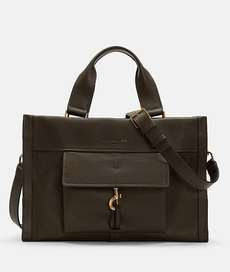 Georgia Satchel L Nori Green