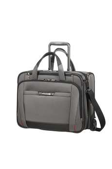 "Pro-DLX 5 15,6"" Businesstrolley magnetic grey"