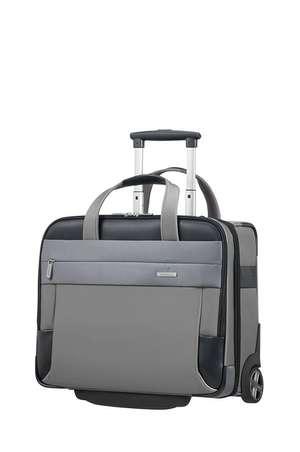 "Spectrolite 2.0 M 17.3""  Business Trolley Grey/Black"