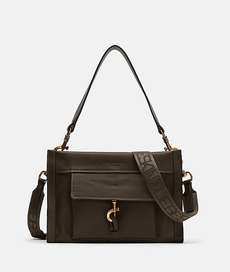Georgia Satchel M Nori Green
