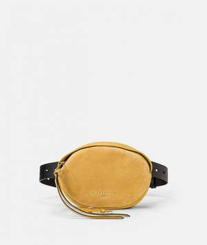 Dive Belt Bag tawny yellow