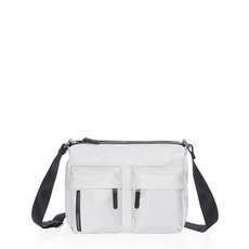 Hunter Tracolla Off White